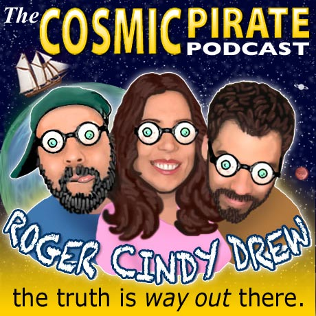 The Cosmic Pirate Podcast Show